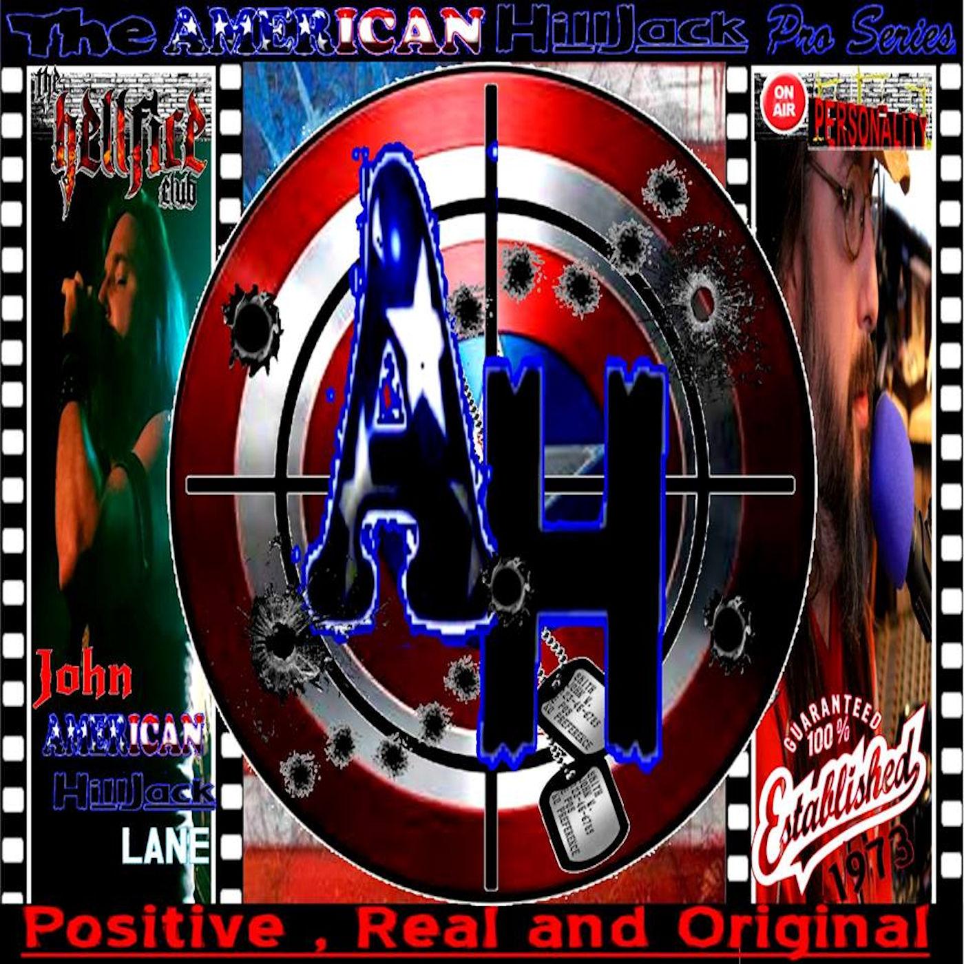 The American Hilljack Pro Series Radio